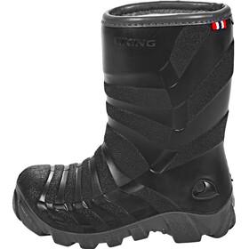 Viking Footwear Ultra 2.0 Kozaki Dzieci, black/grey